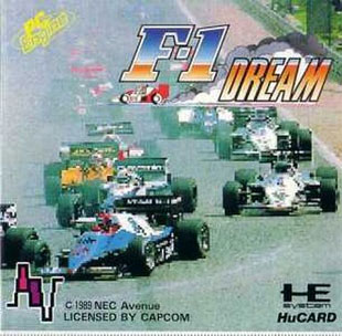 F-1 Dream PC Engine