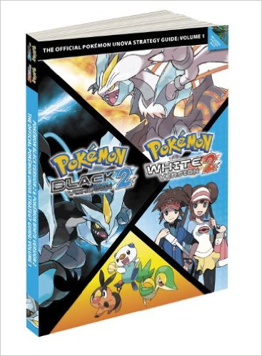 Pokemon Black & White Version 2 Official Strategy Guide