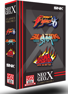 Neo Geo X Classics: Volume 3