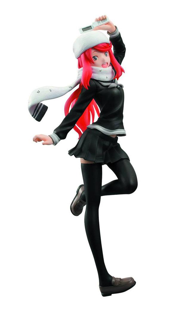 SMT Devil Survivor 2 Airi Ban EX PVC Figure