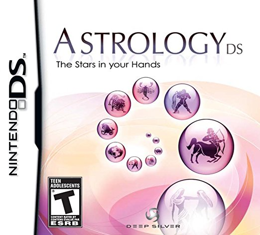 Astrology DS: The Stars In Your Hands