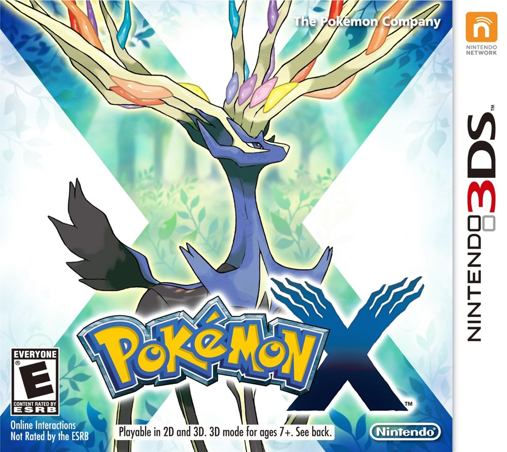 Pokemon X & Y Official Strategy Guide
