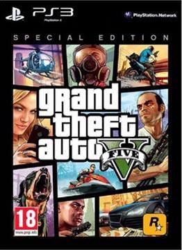 Grand Theft Auto V Special Edition