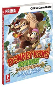 Donkey Kong Country: Tropical Freeze Official Strategy Guide