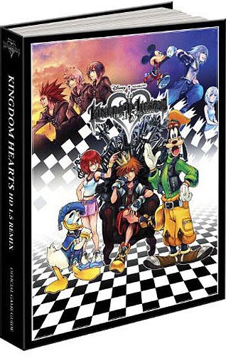 Kingdom Hearts HD 1.5 Remix Official Game Guide