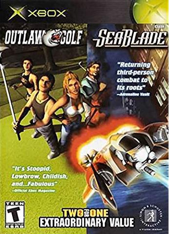 Outlaw Golf / Seablade