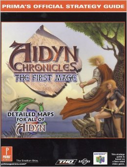 Aidyn Chronicles: The First Mage Official Strategy Guide