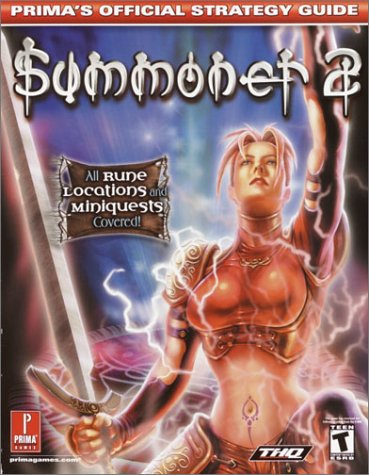 Summoner 2 Official Strategy Guide