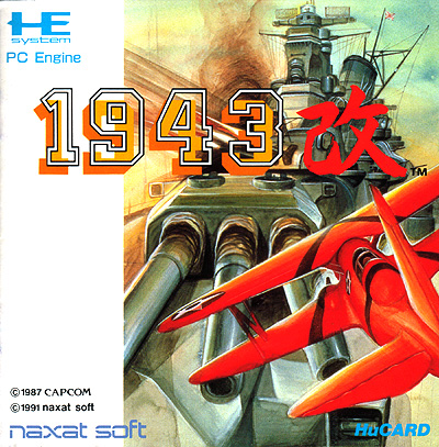 1943 Kai PC Engine