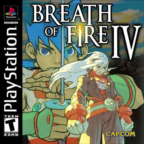 Breath of Fire IV Official Strategy Guide
