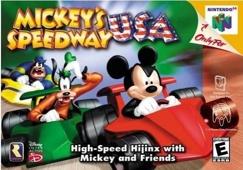 Mickey's Speedway Racing USA