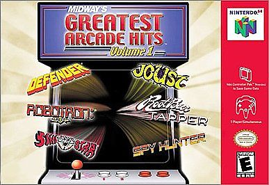 Midway Greatest Arcade Hits Volume 1