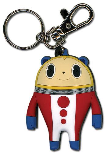 Persona 4 Kuma Keychain