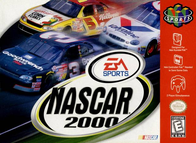 Nascar Racing 2000