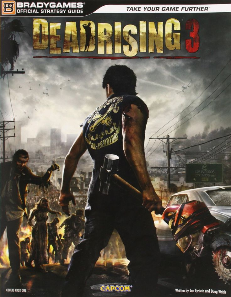 Dead Rising 3 Official Game Guide