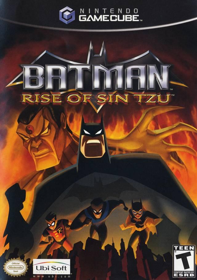 Batman: Rise of Sin Tzu Commemorative Edition