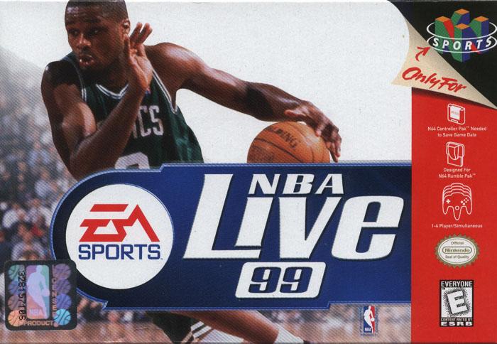 NBA Live '99