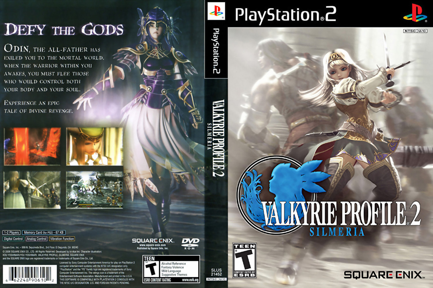 Valkyrie Profile Official Strategy Guide