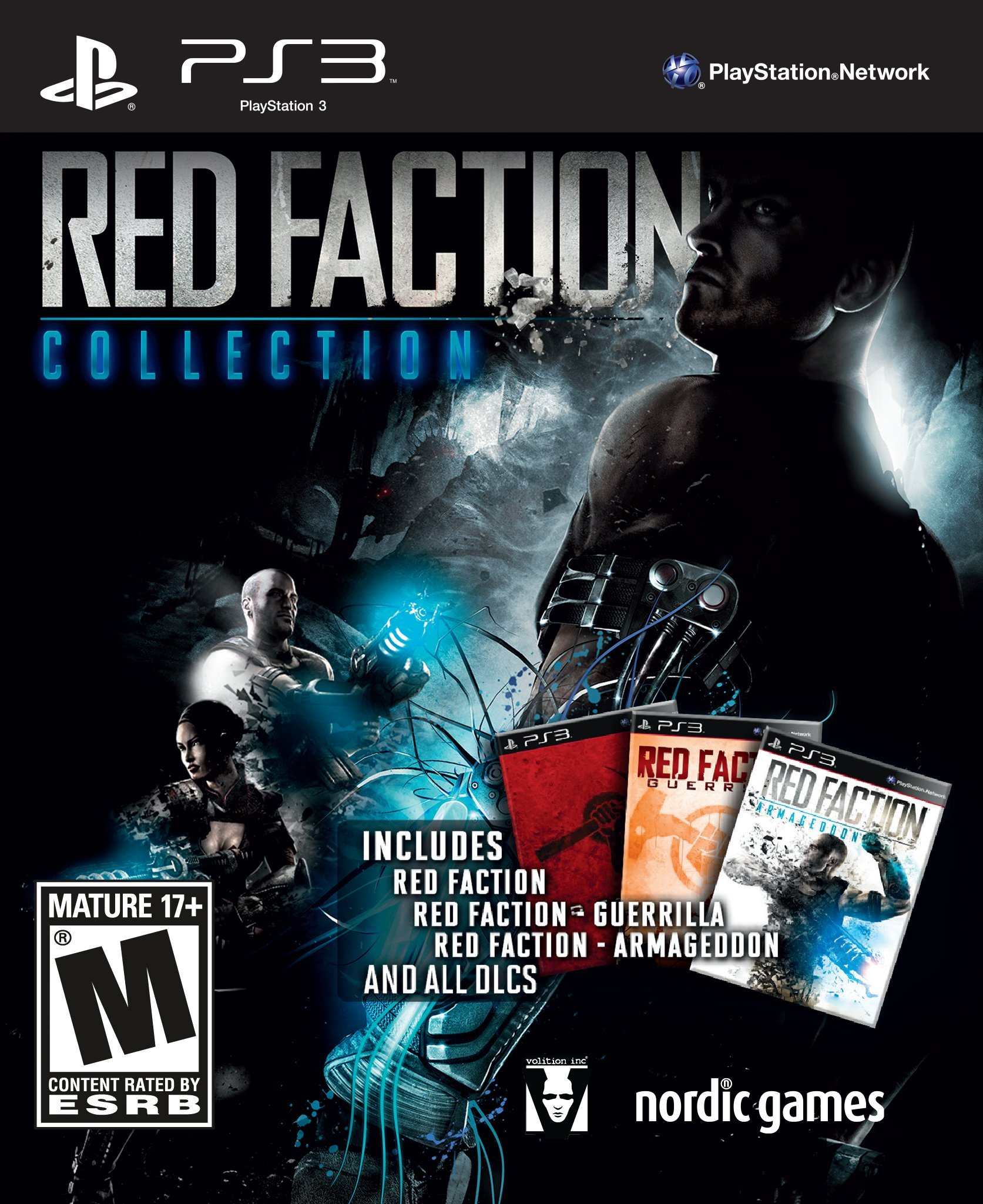 Red Faction Collection Complete