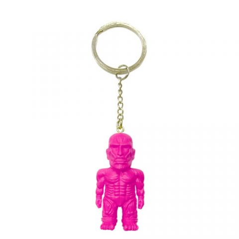 Attack on Titan: Pink Mascot Keychain