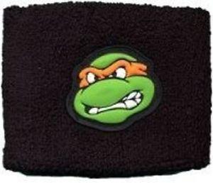 Teenage Mutant Ninja Turtles TMNT Retro Michelangelo Sweatband