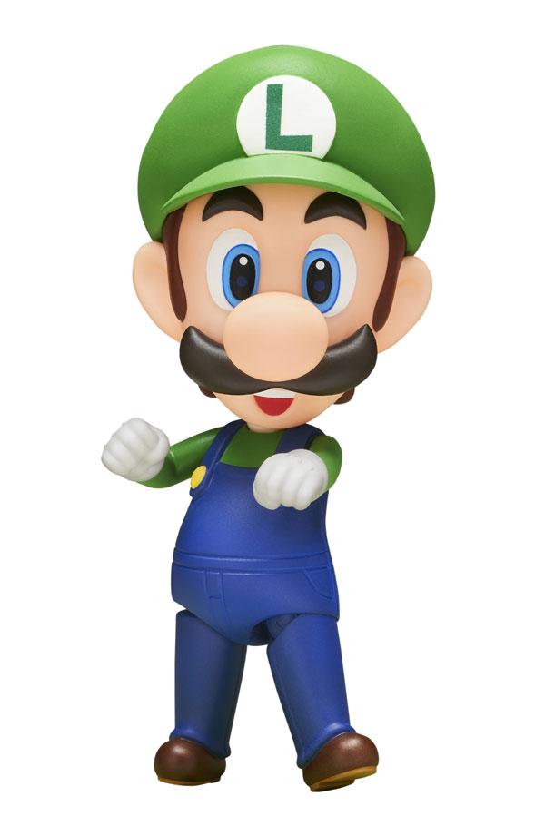 Super Mario Bros Luigi Nendoroid