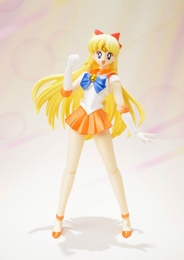 Sailor Moon Sailor Venus S.H.Figuarts 5