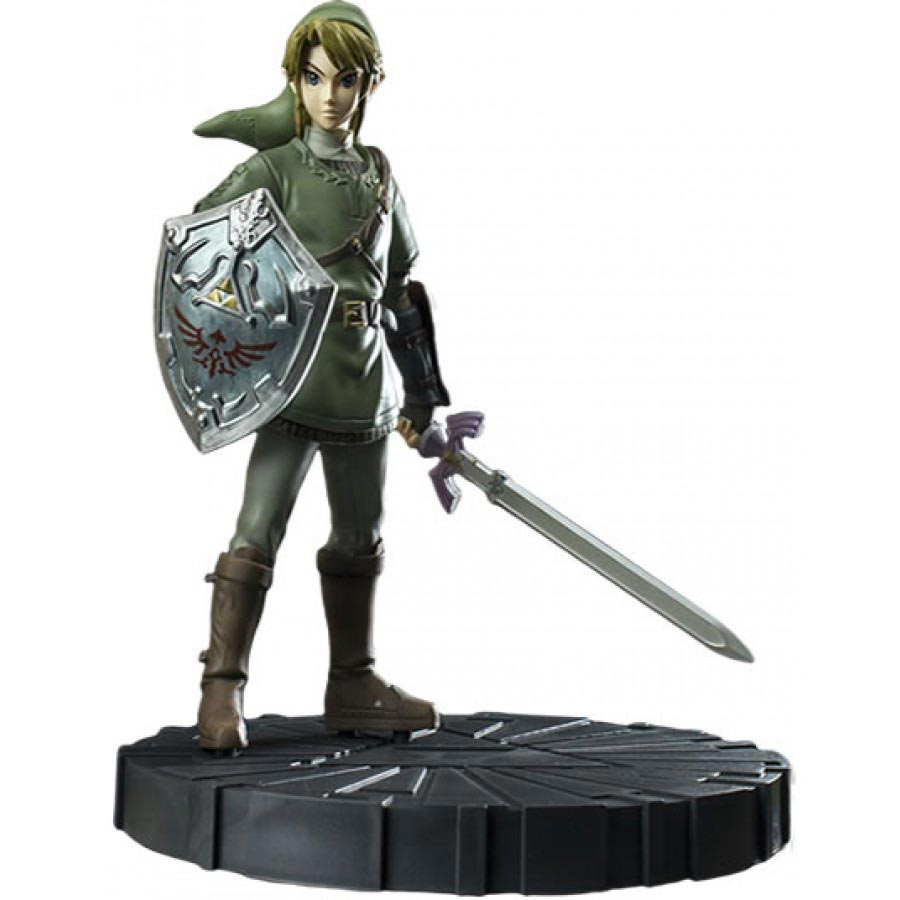 Legend of Zelda Twilight Princess Link 10 Inch Figure