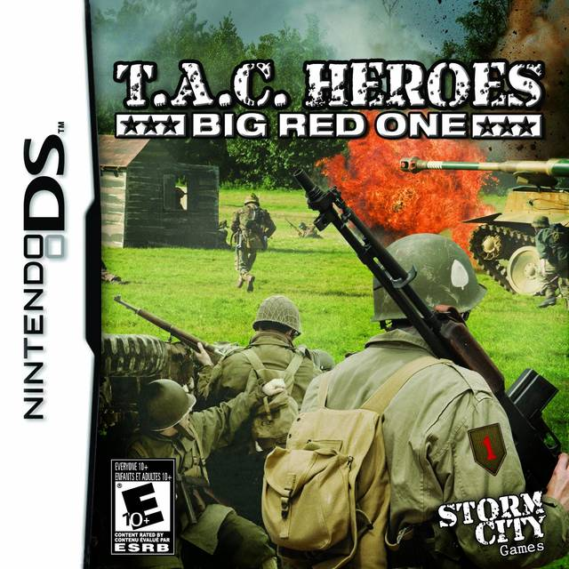 T.A.C. Heroes: Big Red One
