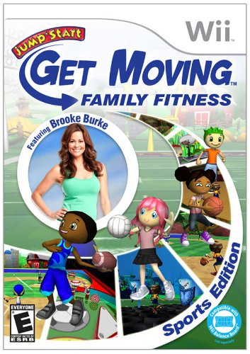 Jumpstart Get Moving Family Fitness