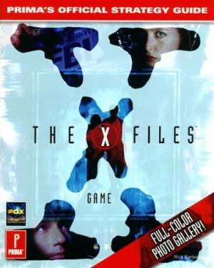 X-Files Official Strategy Guide