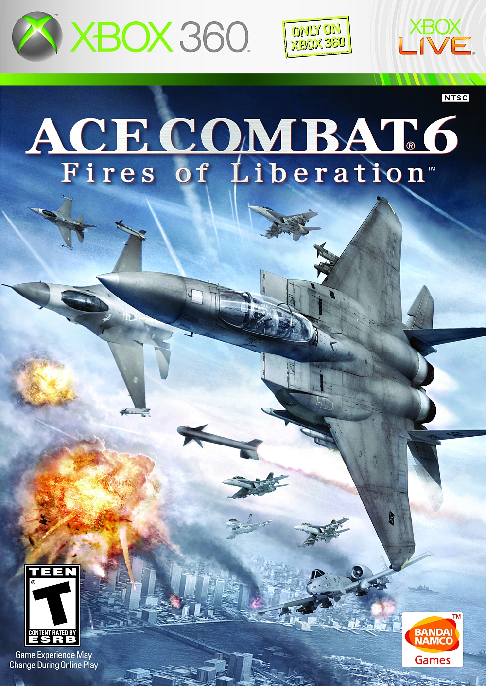 Ace Combat 6: Fires of Liberation Official Strategy Guide