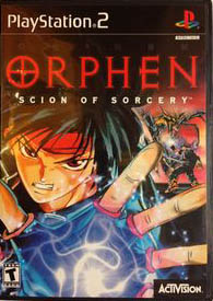 Orphen Scion of Sorcery Official Strategy Guide