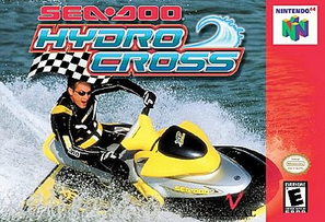 Sea-Doo Hydrocross 2001