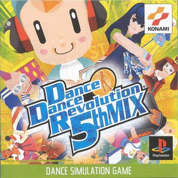 Dance Dance Revoution 5th Mix