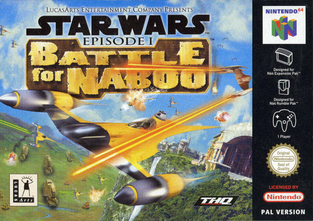 Star Wars Episode 1: Battle for Naboo
