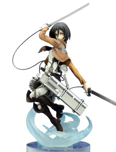 Attack On Titan Mikasa Ackerman 1/8 Scale PVC Statue