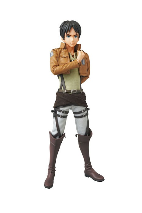Attack On Titan Eren Yeager Real Action Hero Action Figure