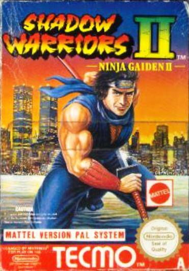 Shadow Warriors II