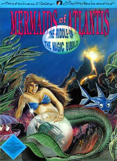 Mermaids of Atlantis: Riddle of the Magic Bubble
