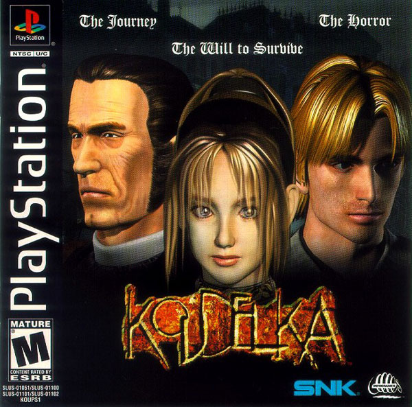 Koudelka Official Strategy Guide