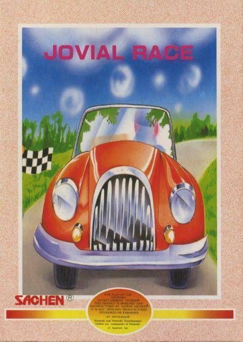 Jovial Race / Sachen