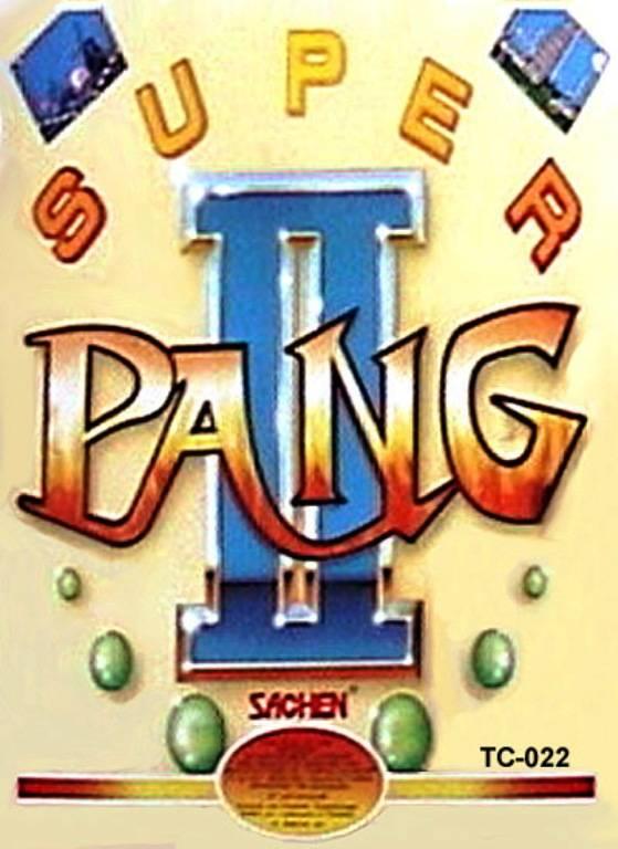 Super Pang II / Sachen