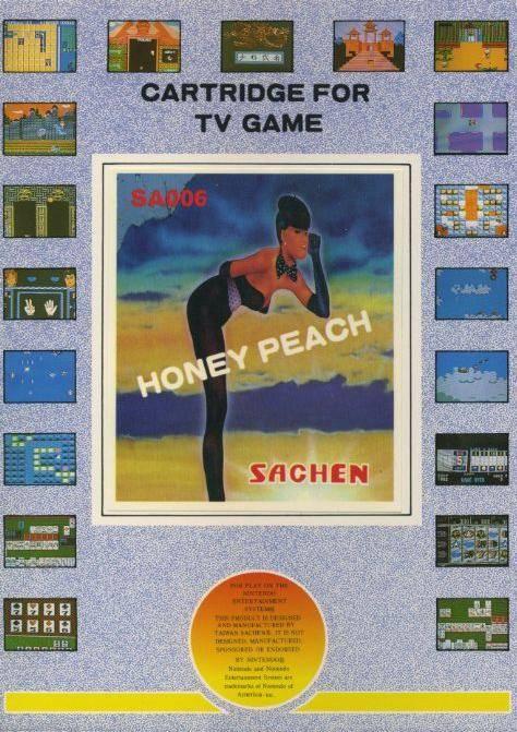 Honey Peach / Sachen