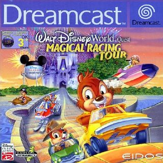 Disney World Quest: Magical Racing Tour