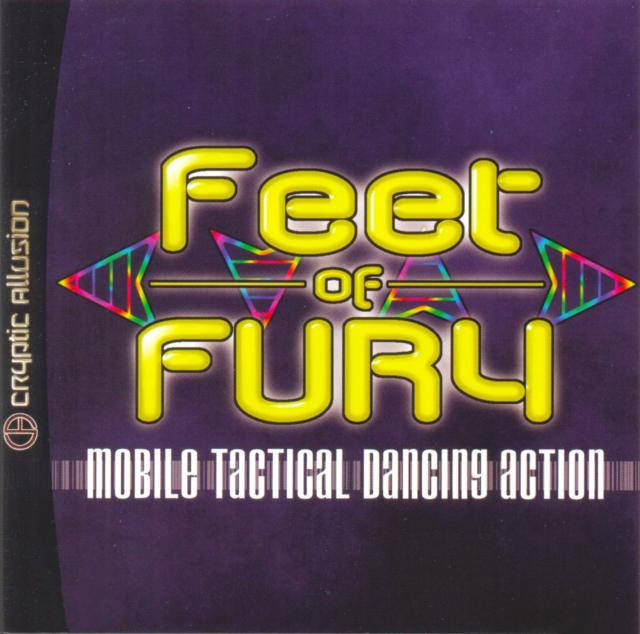 Feet of Fury: Mobile Tactical Dancing Action