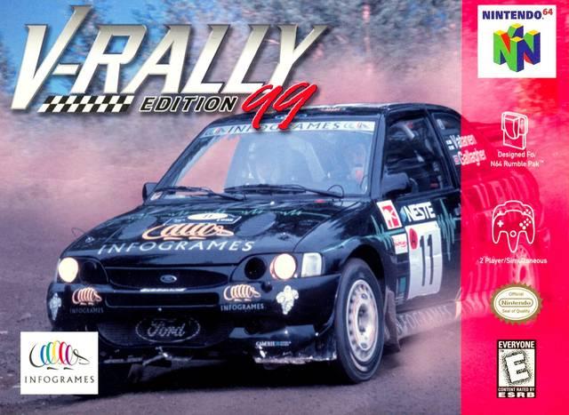 V Rally '99