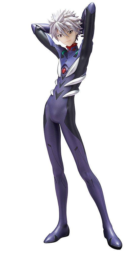 Evangelion 3.0 Kaworu Nagisa 1/8 Scale 8