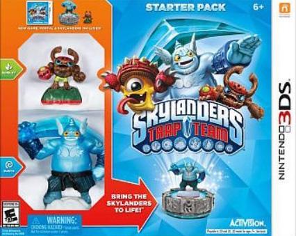 Skylanders: Trap Team Starter Pack