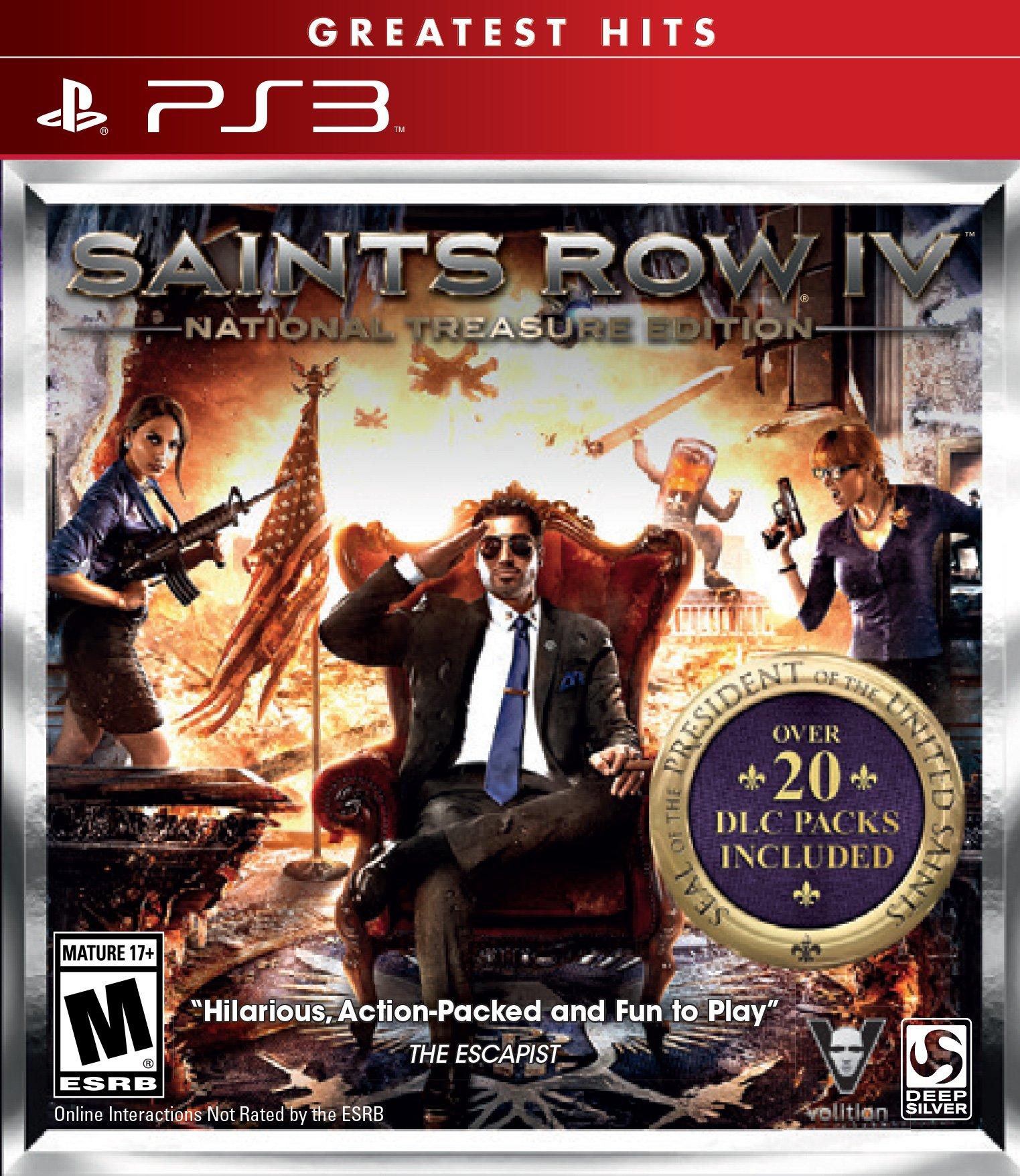 Saints Row IV: National Treasure Edition